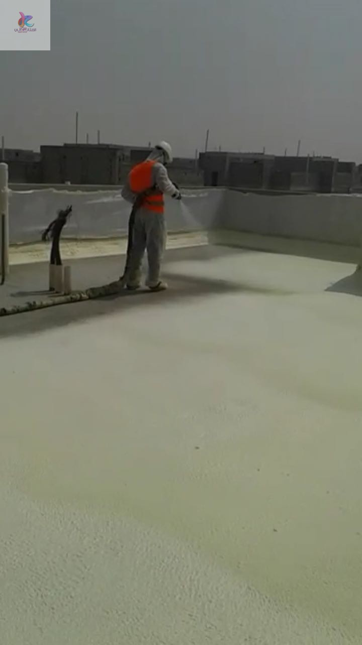 شركة عزل اسطح بالاحساء عوازل لعزل جميع الاسطح والحمامات