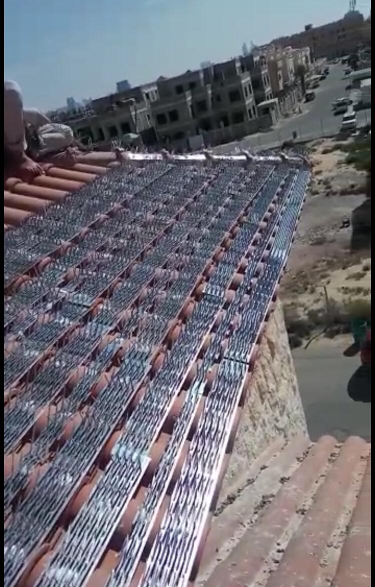 شركة تركيب طارد الحمام بالدمام  المثالي لتركيب طارد الطيور