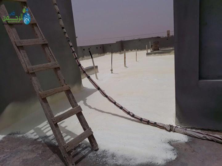 شركة عزل اسطح بجازان جميع انواع العوازل الحراري والمائي