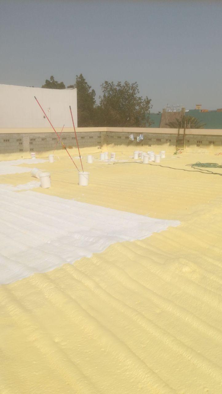 شركة عزل اسطح بالدمام جميع انواع العزل المائي و الحراري للعوازل مع الضمان
