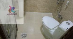 التخلص من رائحة الحمام بالخبر