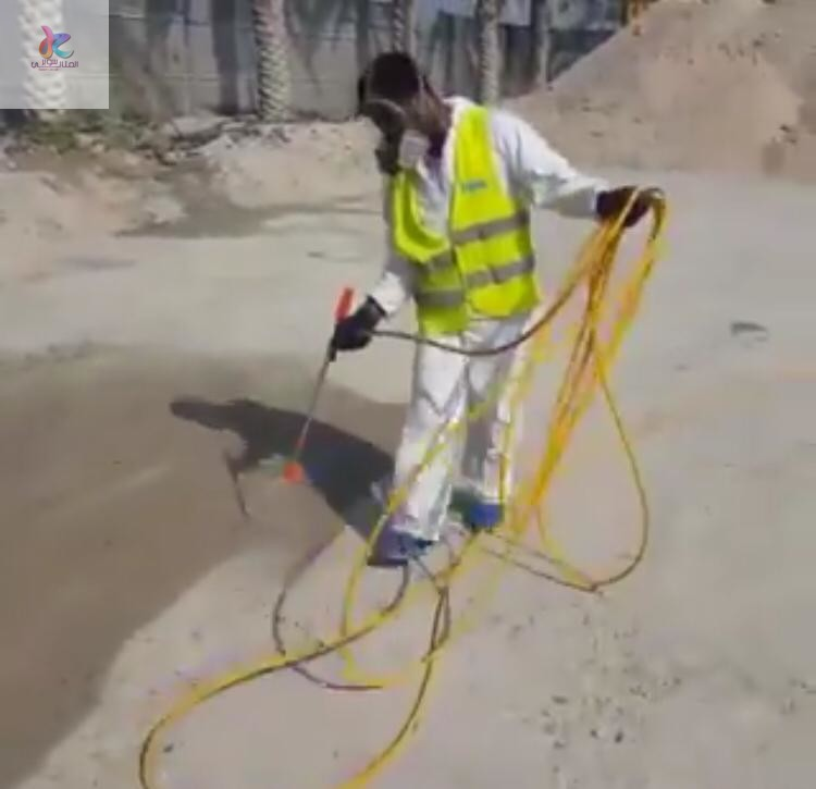 شركة رش حدائق بالخبر