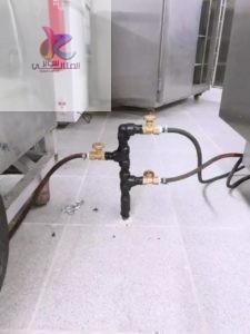 شركة تمديد الغاز بالخبر
