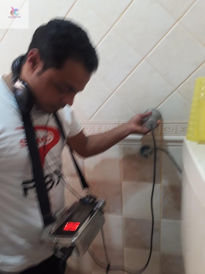 شركة كشف تسربات المياه بخيبر