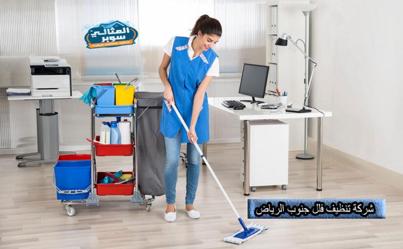 أفضل شركة تنظيف فلل جنوب الرياض
